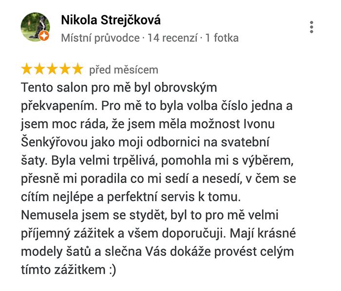elody showroom recenze